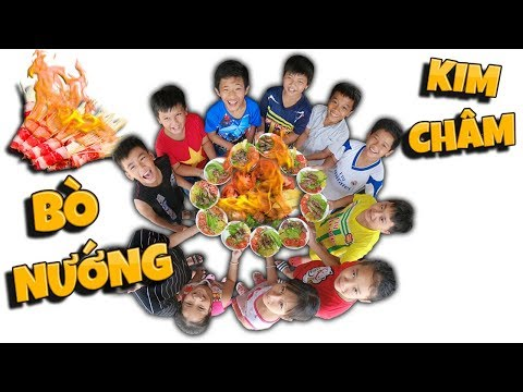 Tony | Thử Thách Làm Thịt Bò Cuốn Kim Châm - Baked Beef