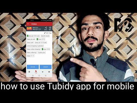 descargar Tubidy 4gb