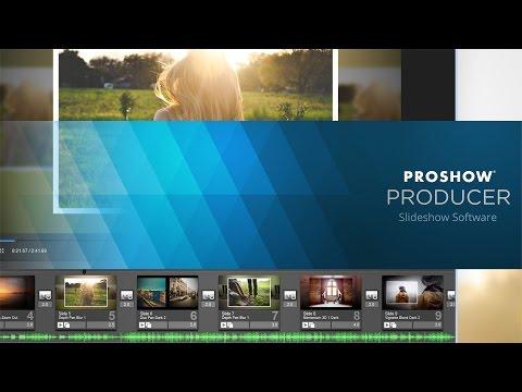 Видео Photodex proshow producer serial number