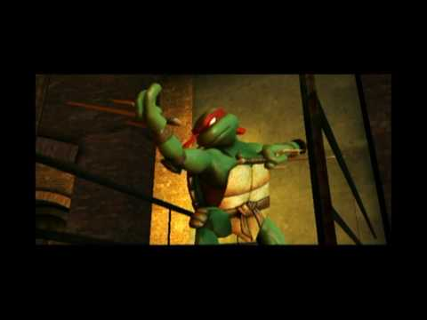 Teenage Muntant Ninja Turtles: Smash-Up - Trailer