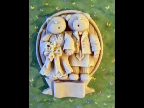 Dough Craft Dolls