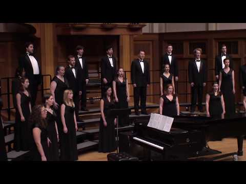 Musica Animam Tangens - Lawrence University Concert Choir - 10.06.18