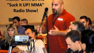 Master Chim Radio Interview | MMA in New York | Jungle Gym Martial Arts