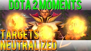 Dota 2 Moments - Targets Neutralized