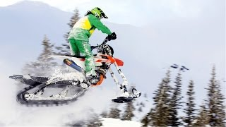 2017 Yeti Snow MX Snow Bikes @ Innerspace Watersports Vernon BC