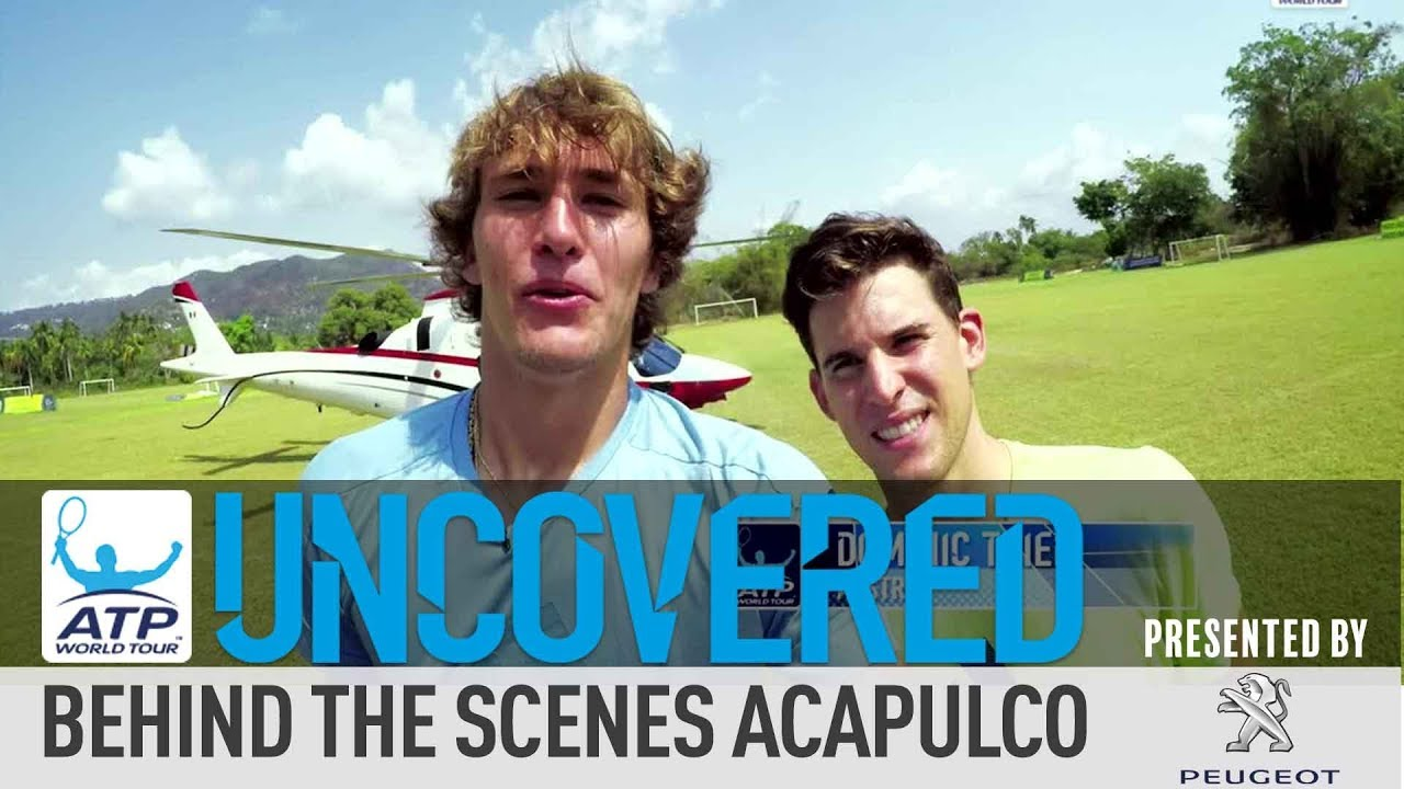 Behind The Scenes In Acapulco 2018
