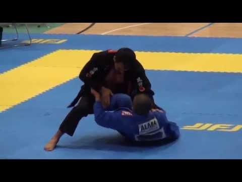 Marcos Souza vs Daisuke Nakamura