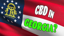 Where Can I Buy CBD Oil In Georgia - Is CBD Legal In Georgia?