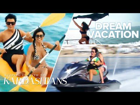 Most Memorable Kardashian-Jenner Family Vacations | KUWTK | E!