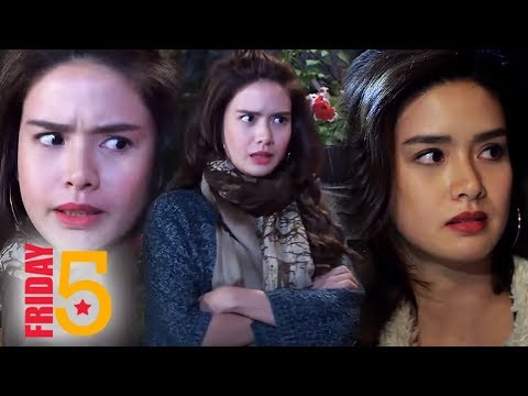 Friday 5: Agatha proves to be the daughter you wish you will never have in The Blood Sisters