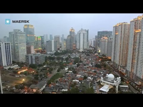 Maersk - Indonesia on the move - Three in one (Dubbed)