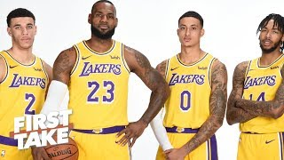 LeBron, Lakers missing the playoffs is 'really bad for the NBA' - Max Kellerman   First Take