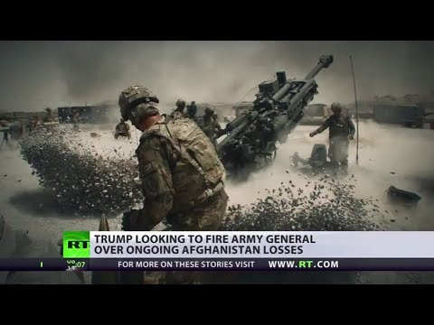 Total Loss: US spent half a billion in taxpayer dollars in Afghanistan in 16yrs, goals not achieved