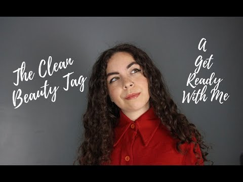 the-clean-beauty-tag-get-ready-with-me-style//thegreenqueen