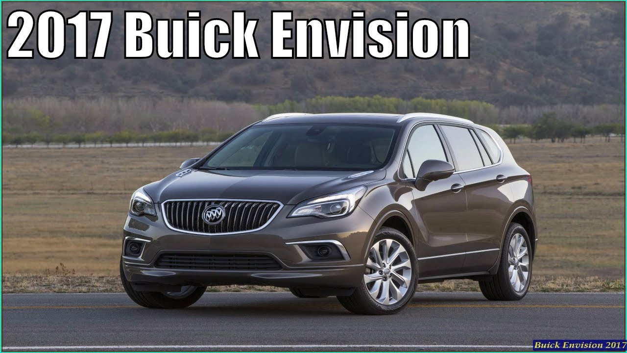 2017 buick envision premium ii exterior and interior walkaround youtube. Black Bedroom Furniture Sets. Home Design Ideas