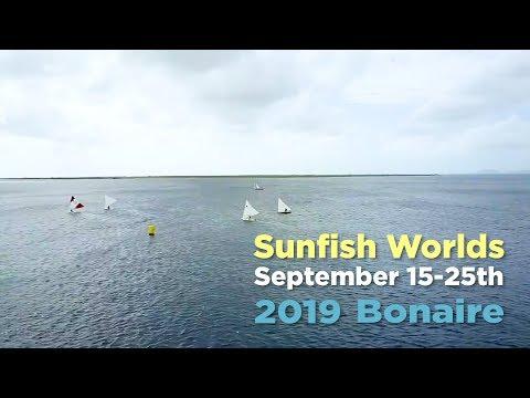 Promo Sunfish World Champignonship  2019 Bonaire