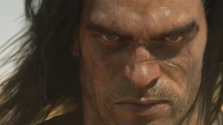Conan The Barbarian Game Reveal Trailer ( Conan Exiles )