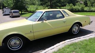 ~SOLD~1976 Buick Regal For Sale~Only 529 Miles~All Original~Looks BRAND NEW!!