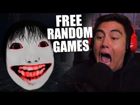 JAPANESE HORROR GAMES GIVE ME THE GIRLY MAN SCREAMS | Free Random Games thumbnail