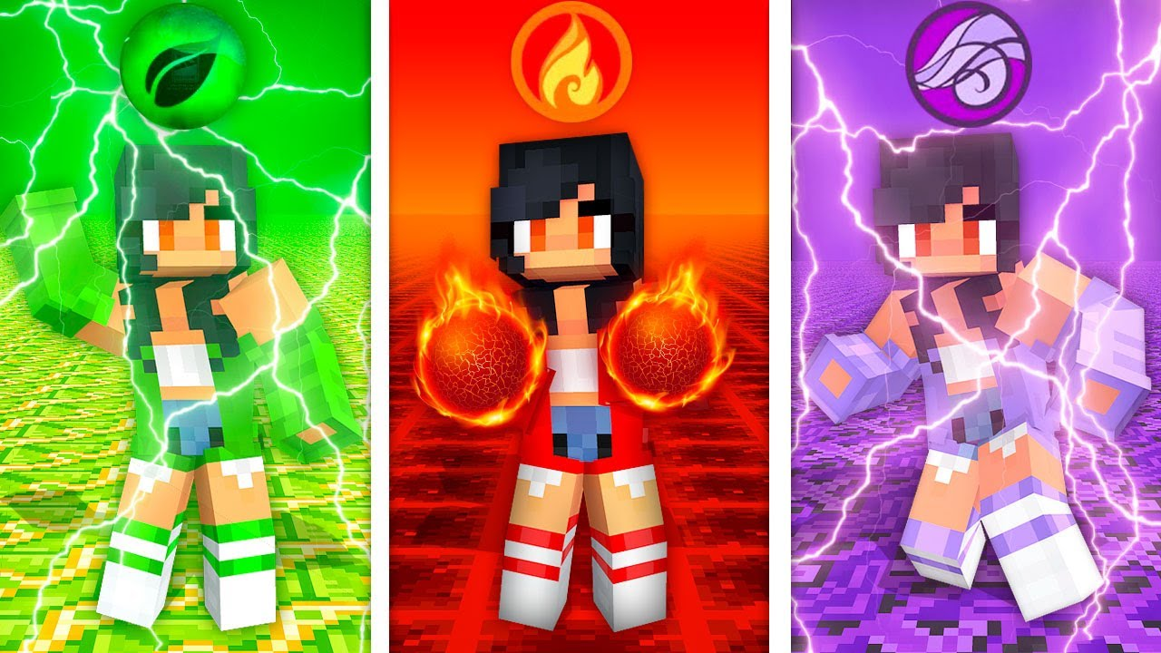 Monster School : 3 New Aphmau Sisters Challenge - Minecraft Animation