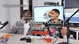 The Shhpot Podcast Episode 20 With Kingmil The 8 God & Tibby.d
