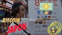 PAGANDO CON BITCOIN EN JAPON