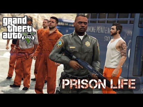 Prison Life - GTA 5 movie