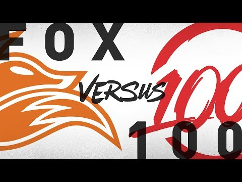 Echo Fox vs 100 Thieves vod