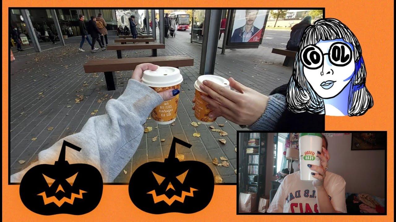 Tartu ja Pumpkin Spice Latte