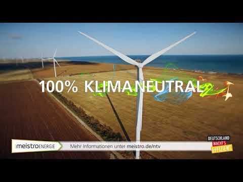 meistro ENERGIE GmbH macht autark und vollzieht Markenrelaunch und TV-Kampagne mit n-tv / Neue Farbe - neuer Claim: Energie, die autark macht