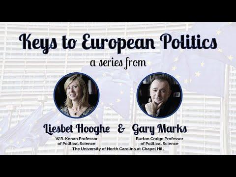 How Does the European Union Work? (Pt. 2) | Keys to European Politics | Liesbet Hooghe & Gary Marks