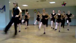 Ирландский танец. Victory. Irish dance.