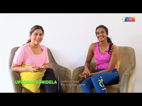 Upasana In Conversation With PV Sindhu | B Positive | Upasana Kamineni Konidela