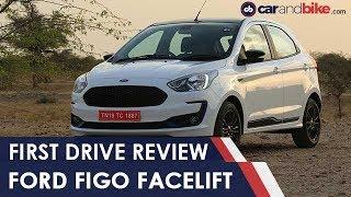 2019 Ford Figo Facelift First Drive Review   NDTV carandbike