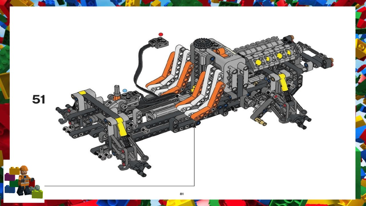 instructions book only LEGO Technic 8297 Off Roader