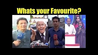Funniest moments on TV in 2017 | PakiXah