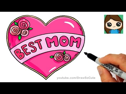 What to draw for your mom