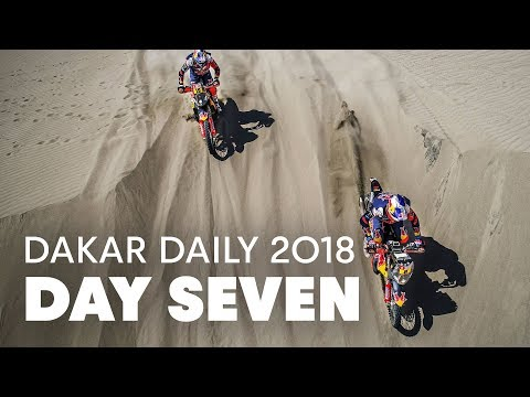 Day 7: Competitors Take a Well Deserved Rest | Dakar Daily 2018