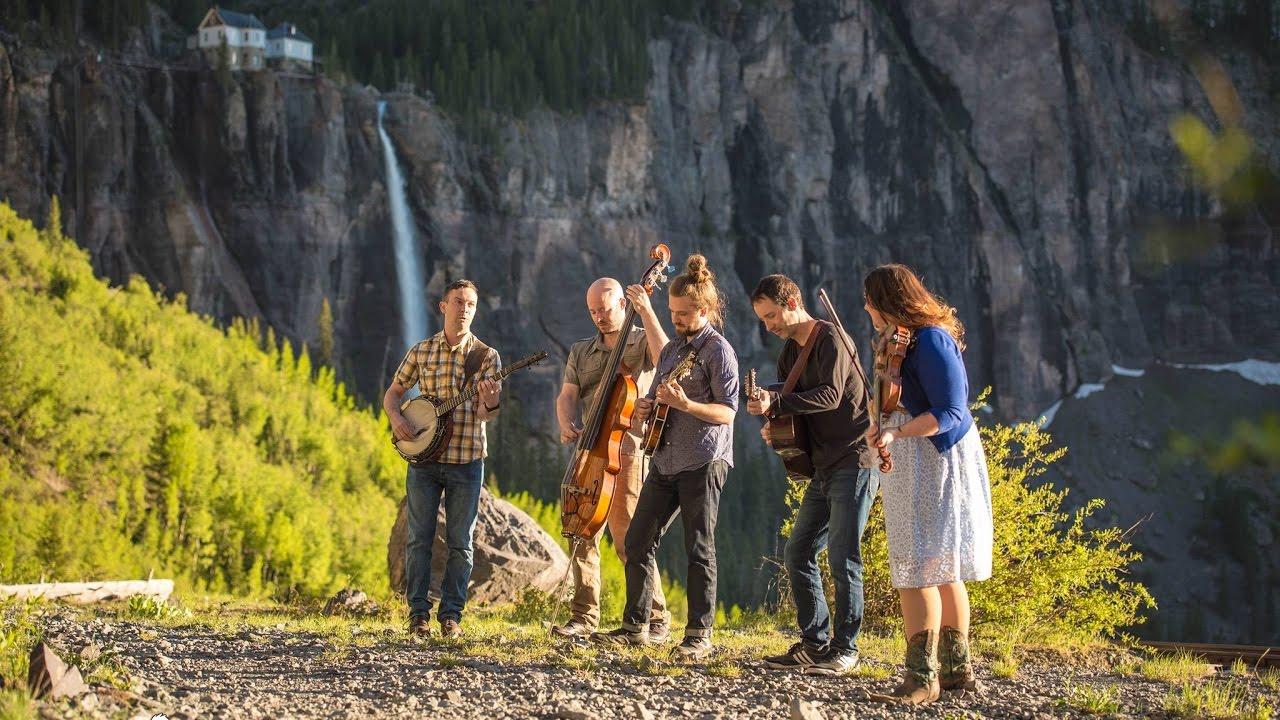 u0026quot alison u0026quot  - yonder mountain string band - telluride  co