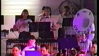 Batterie-Fanfare de Graulhet - Pacific Beach (1998)