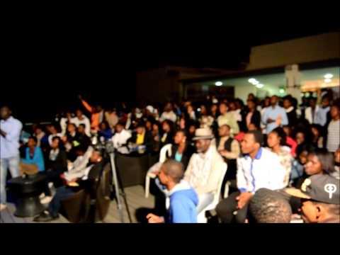 Abonguanite Divina Varela concerto Geração gospel Lobito - Angola