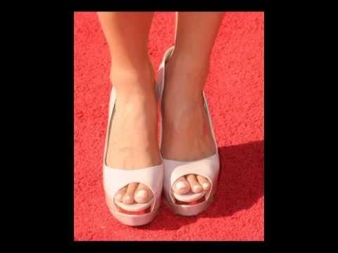 Danica Patrick Feet & Legs (Close-Up) - YouTube