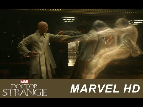 Doctor Strange | Official US Teaser...