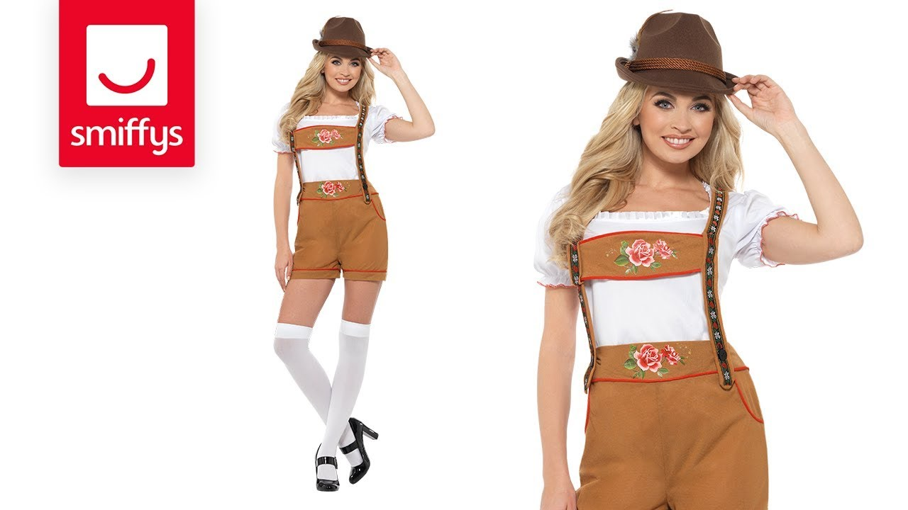 57b6ab2b886 Sexy Bavarian Beer Girl Costume