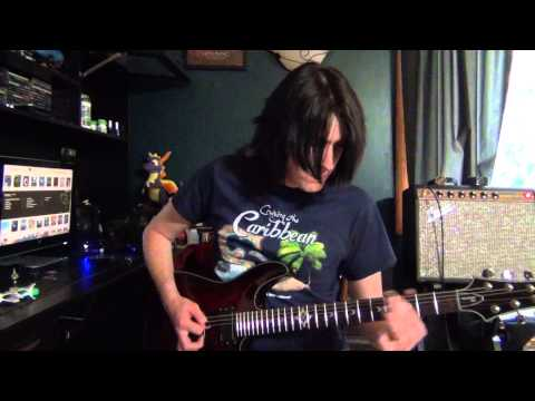 Cradle of Filth Temptation Guitar Cover