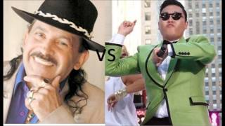 Download Antonio Rios & PSY (MUSH UP) Nunca me faltes-Gangnam Style (DJ GERMAN G).wmv MP3 song and Music Video