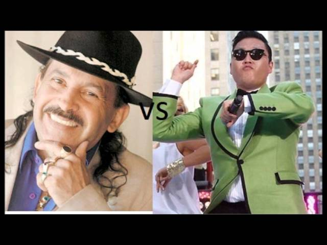 Antonio Rios & PSY (MUSH UP) Nunca me faltes-Gangnam Style (DJ GERMAN G).wmv Videos De Viajes