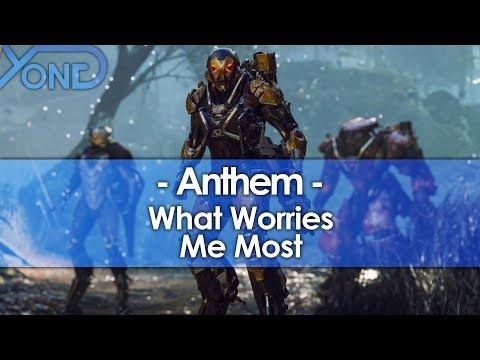 What Worries Me Most About Anthem