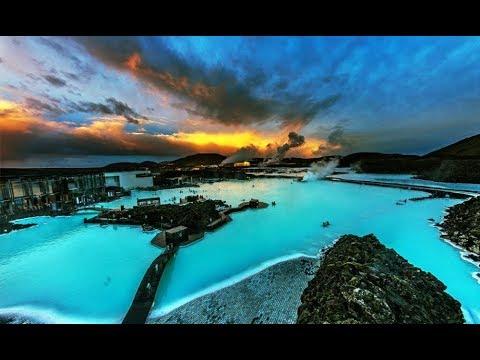 Blue Lagoon Iceland Oct 2017 Youtube