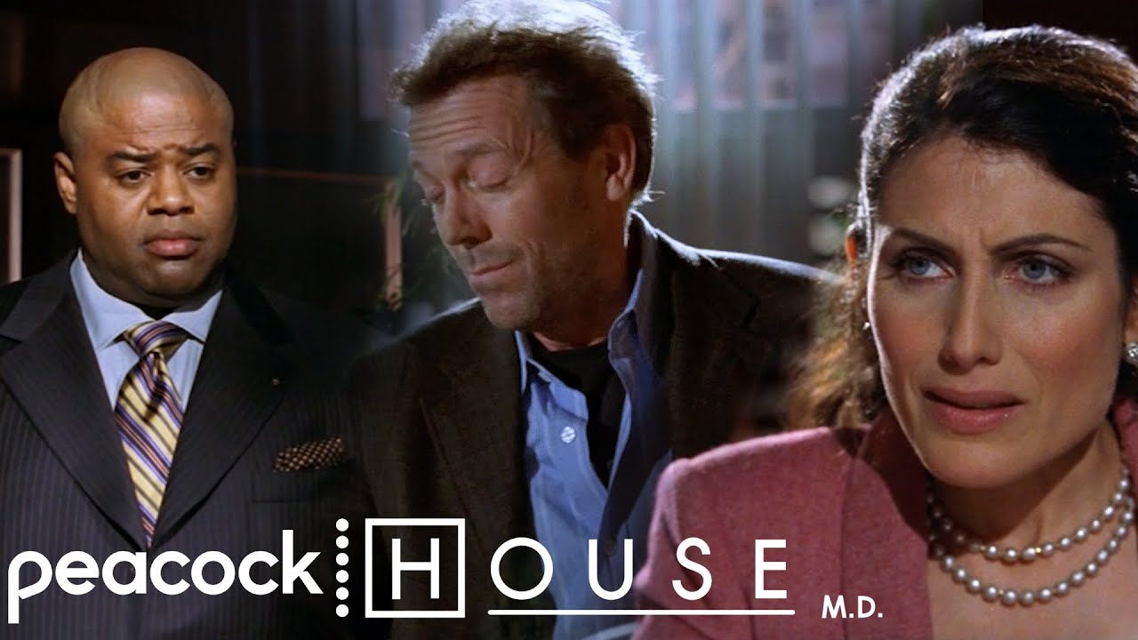 What Happens When You Make House Wear A Doctors Coat? | House M.D.